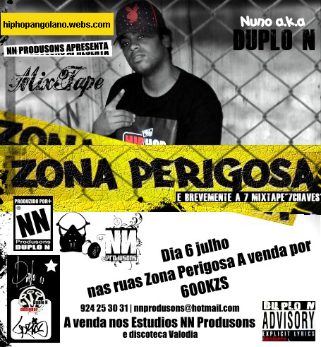 Download Mixtape Zona Perigoza de Duplo N